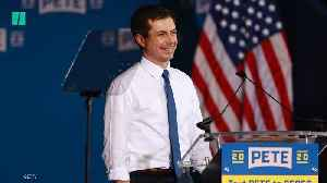 Pete Buttigieg Announces Presidential Run [Video]