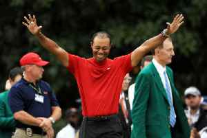 News video: Tiger Woods to Receive the Presidential Medal of Freedom
