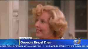 'Mary Tyler Moore Show' Star Georgia Engel Dies At 70 [Video]