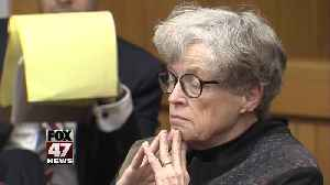 Lou Anna K. Simon due in court for preliminary hearing [Video]