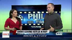 Binge 'em while you can: Shows leaving Netflix in May [Video]
