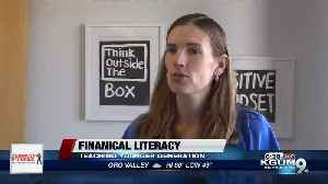 Financial literacy month, reaching the younger generation [Video]