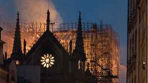 News video: The Future Of The Notre-Dame Cathedral