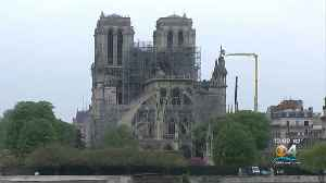 Notre Dame Cathedral Damage Assessment [Video]