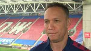 Lam could be tempted by Wigan stay [Video]
