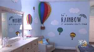 Ronald McDonald House Of Southern New Jersey Introduces 'Up In The Air' Guest Room [Video]