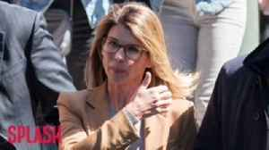 Lori Loughlin Pleads Not Guilty In The College Admission Scandal [Video]