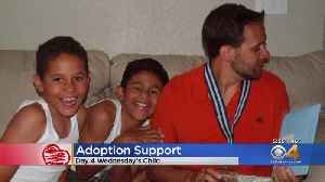 Adoptive Father Has Made Big Difference For Two Brothers [Video]