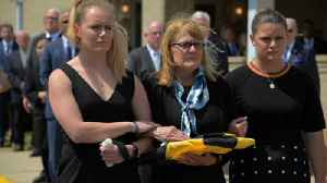 Funeral for house speaker Michael Busch [Video]