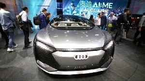 Shanghai motor show: Electric vehicles take centre stage [Video]