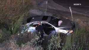 Driver, passenger seriously injured in one-car crash in south San Diego [Video]