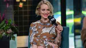 None Of Taylor Schilling's Clothes Quite Fit In The Film, 'Family,' [Video]