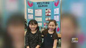 10-Year-Old Frederick Girl Born Without Hands Wins Handwriting Contest [Video]