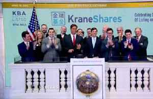 News video: Wall Street edges higher on upbeat earnings