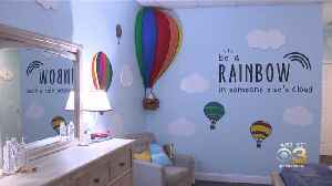 Ronald McDonald House Of Southern New Jersey Unveils Uplifting New Guest Room [Video]