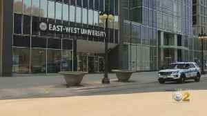 News video: Student Stabbed At East-West University