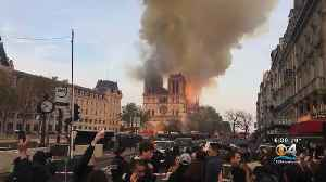 Notre Dame Fire Likely An Accident [Video]
