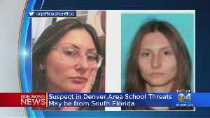 Woman Suspected Of Making Credible Threats In Colorado Traveled There From South Florida [Video]