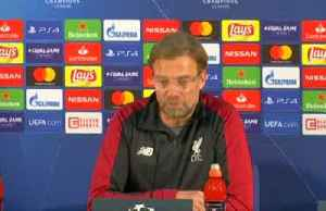 "News video: Klopp says Liverpool have a ""really tough job"" ahead of Porto clash"