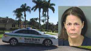 PBSO says Palm Beach County woman shot husband multiple times [Video]