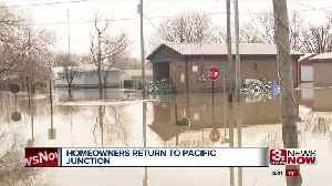 Pacific Junction residents look for help from FEMA and insurance companies following floods [Video]