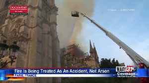 News video: Fire Damage to Notre Dame
