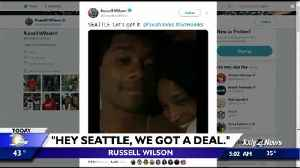 Seahawk's make Wilson NFL's highest paid player [Video]