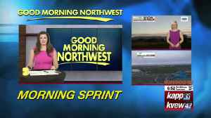 Tuesday Morning Sprint [Video]