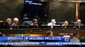 Chico City Council to discuss a variety of topics at Tuesday night's meeting [Video]