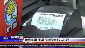 Board sets rules for upcoming lottery [Video]