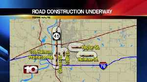 Detour ahead: Getting around Terre Haute is getting a little challenging [Video]