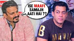 Vivek Oberoi Throws A SHOCKING Question On Salman Khan [Video]