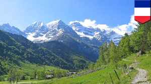 Windbourne microplastics found in remote French mountains [Video]