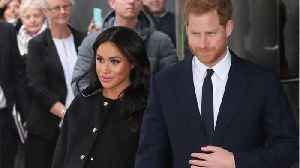 News video: Meghan Markle To Ditch Royal Tradition