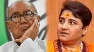 Sadvi Pragya after joining BJP she Contest election against Digvijay Singh |Oneindia News [Video]