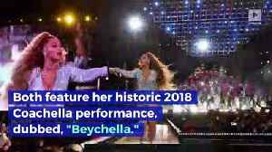 News video: Beyonce Drops Surprise Live Album