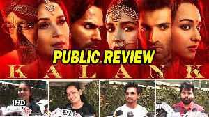 Public Review | Kalank | Alia, Varun's tale of eternal romance [Video]