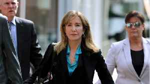 Prosecutors Seek 10-Month Jail Sentence For Felicity Huffman [Video]