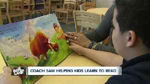 Former Browns 'Coach Sam' leading the way for children's literacy in Cleveland [Video]