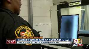 Overdoses at Hamilton County Justice Center raise question: How do inmates get drugs? [Video]