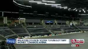 Ralston council approves lottery funds towards arena [Video]