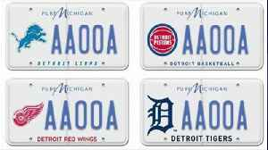 How to get Detroit sports teams license plates [Video]