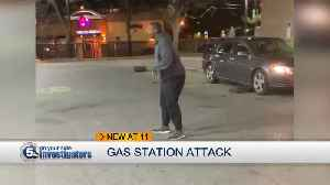 Fight over hot dog leads to wild brawl caught on video at Akron gas station [Video]