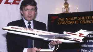 Donald Trump's Airline Crash Landed Shortly After Takeoff [Video]