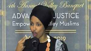Trump Endangers Freshman Ilhan Omar with Video of Her Alongside Footage of 9/11 [Video]