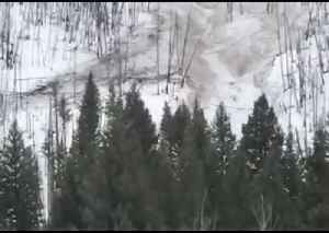 Avalanche Damages Homes in Ketchum, Idaho [Video]