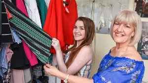 Obese Mum Drops Half Body Weight In Bid To Be Fit For 60th – And Now Swaps Clothes With Teenage Daughter [Video]