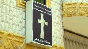 News video: Christianity grows in Syrian town once besieged by Islamic State