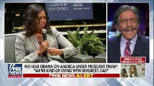 Sean Hannity and Geraldo Rivera talking about Michelle Obama [Video]