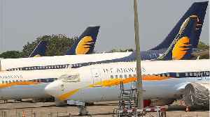 India's Second-largest Airline Runs Out Of Money [Video]